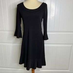 WHBM NWT black dress size medium